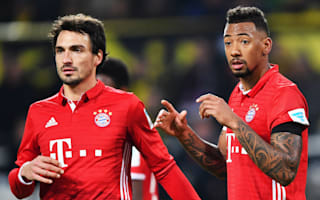 Bayern optimistic over Lewandowski, Hummels and Boateng ahead of Madrid clash