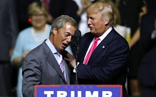 Donald Trump: Nigel Farage would do great job as Britain's US ambassador
