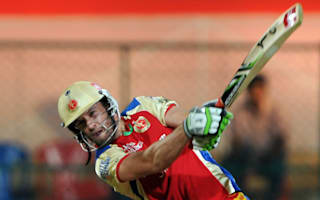 Magnificent de Villiers fires RCB into IPL final