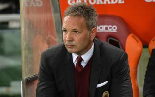 AC Milan v Fiorentina: Mihajlovic facing make-or-break weekend