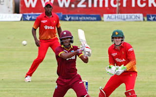 Zimbabwe snatch tie after Windies collapse