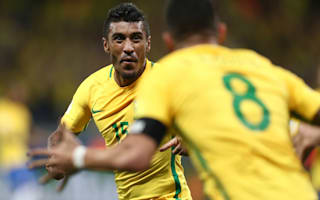 Paulinho stunned by hat-trick performance for Brazil
