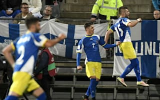 Berisha penalty earns Kosovo draw in first World Cup qualifier