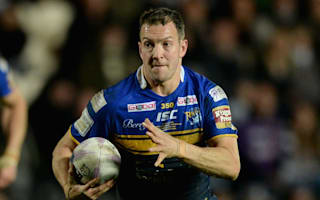 McGuire rules out early Rhinos return
