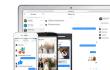 ¿WhatsApp? ¿Telegram? No, el futuro será de Messenger