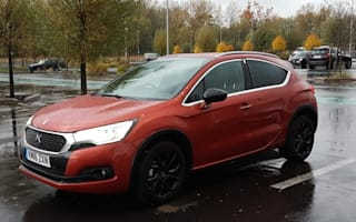 Living with a DS 4 Crossback: Fourth report
