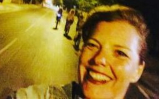 Cyclist died 100 metres from home moments after taking selfie