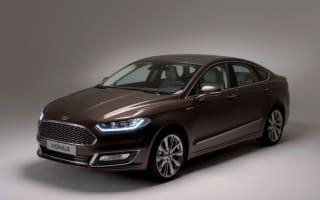Ford reveals posh Mondeo Vignale