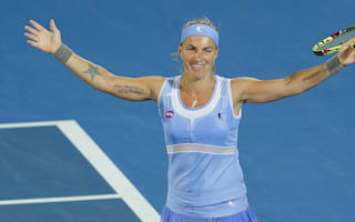 Kuznetsova thrashes Puig to take Sydney title