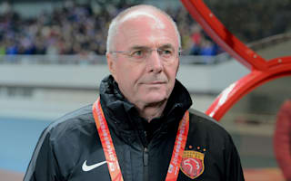 Seedorf out, Eriksson in at second-tier Chinese club