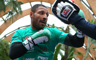 Brook only hungry for middleweight crown