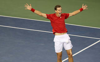 Im-Pospisil is nothing! Canadian qualifier stuns Murray in second round