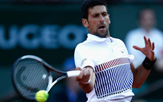 Slow start not costly as Djokovic eases into last eight