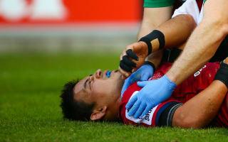 Reds import Goromaru to miss remainder of Super Rugby season