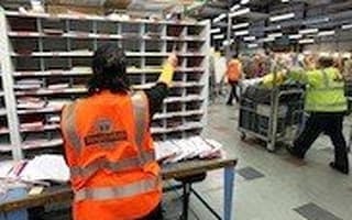 Royal Mail pays £300,000 for lost post