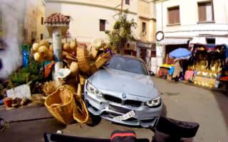 Video: Watch Tom Cruise destroy BMW M3 whilst fIlming