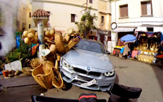 Video: Watch Tom Cruise destroy BMW M3 whilst fIlming