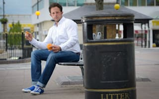Council's nine-month battle with man who dropped orange peel