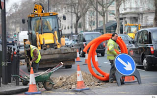 Road works disruption could be drastically reduced