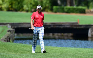 WATCH: Poulter fights off alligator at RBC Heritage