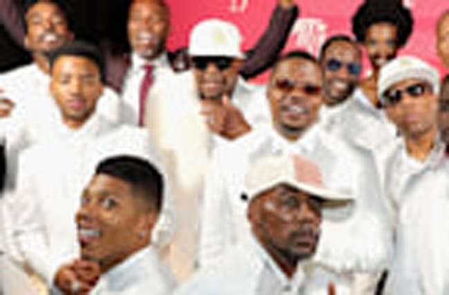 New Edition Gets SHOWSTOPPING Tribute Performance At 2017 BET Awards