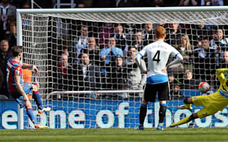 Pardew rues Cabaye penalty miss in defeat to Newcastle