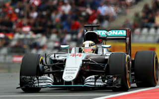 F1 Raceweek: Hamilton chasing hat-trick and Ricciardo's anniversary - British GP in numbers