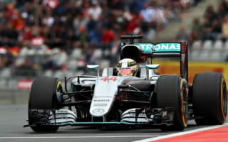 F1 Raceweek: Hamilton chasing hat-trick and Ricciardo's anniversary - British GP in numbers