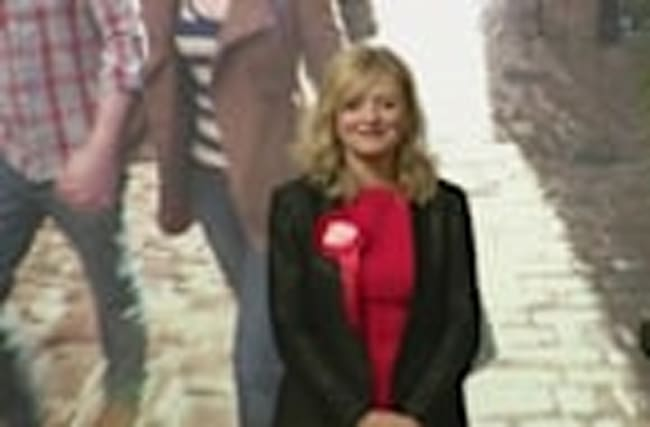 Tracy Brabin heckled as she becomes Batley and Spen's new MP