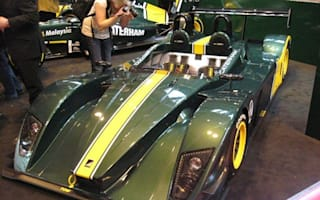 Autosport International 2012 highlights