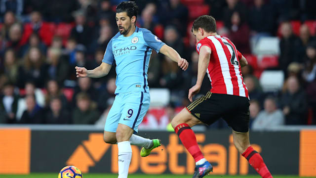 Nolito eager to leave Man City