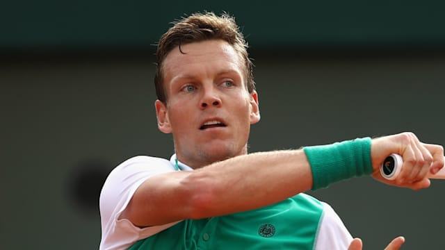 Berdych splits with coach Ivanisevic
