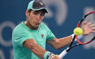 Lajovic shocks Isner, Tsonga through in Buenos Aires