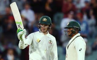 Handscomb hopes for long-term Test spot
