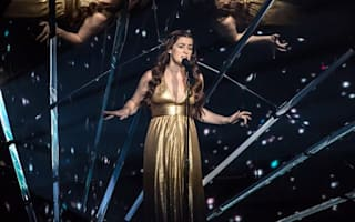 Lucie Jones relieved she was not 'Brexit' girl at Eurovision