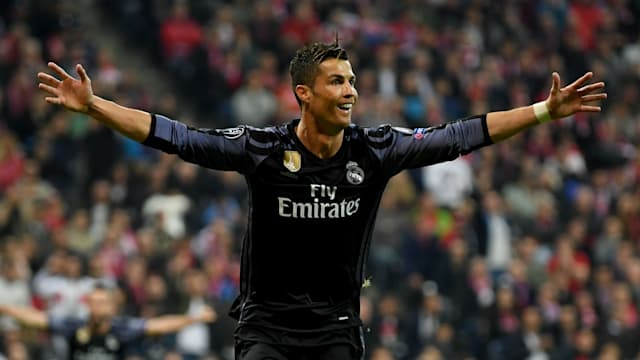 Ronaldo Double Propels Real to the Brink of La Liga