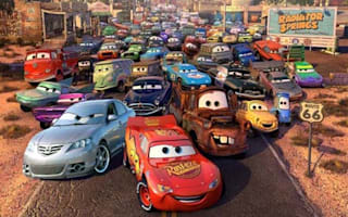 Pixar CARS: More new models