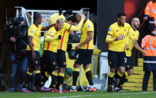 Watford 1 Crystal Palace 1: Landmark Deeney strike frustrates Allardyce on debut