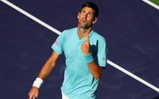 Djokovic 'very proud' as three-year run ends at Indian Wells
