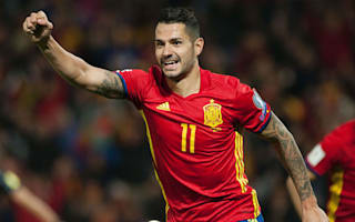Spain 4 Macedonia 0: Vitolo on target again in routine win