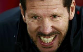 Simeone focuses on positives as Atletico advance despite defeat