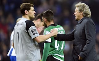 Casillas won Porto the game - Sporting boss Jesus rues Iker's wonder-save