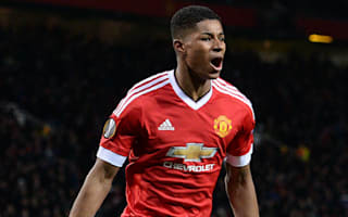 Van Gaal praises 'modest guy' Rashford