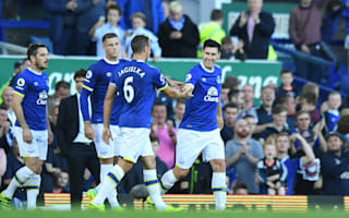 Everton 3 Middlesbrough 1: Barry on target in 600th Premier League appearance