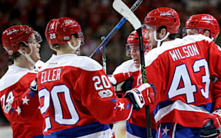 Capitals win ninth straight, Wild extend streak