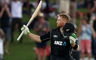 Guptill back with a bang as Black Caps set up series decider