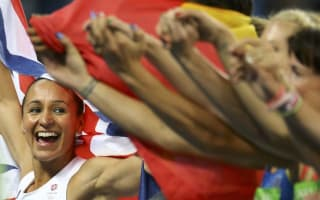 'Phenomenal' Jessica Ennis-Hill announces retirement from athletics