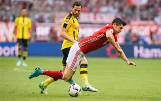 Lewandowski misses Bayern training ahead of Real Madrid clash