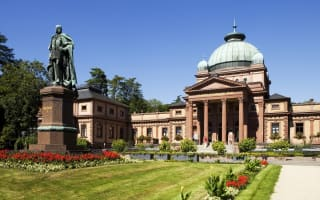 Win! A trip to Bad Homburg, Germany's elegant spa town