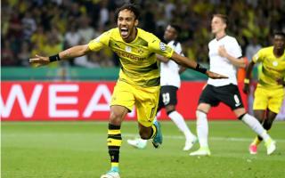 Eintracht Frankfurt 1 Borussia Dortmund 2: Audacious Aubameyang penalty seals DFB-Pokal crown in style